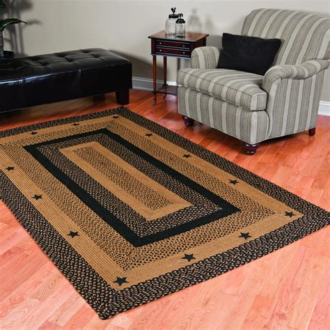 rugs decor stylish home decor with braided rugs designforlife s