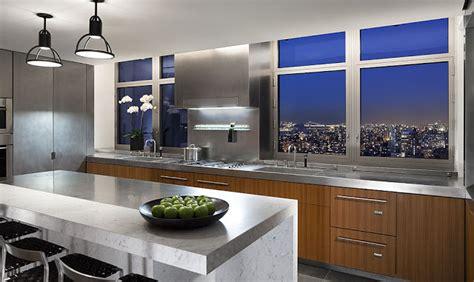 modern central park west penthouse duplex  manhattan
