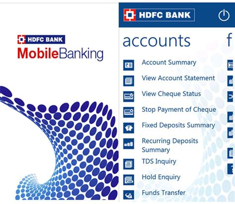 hdfc bank phone banking no how to activate mobile banking in hdfc bank indbankguru