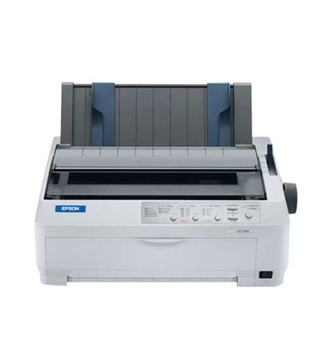 Printer Epson Dot Matrix A3 epson lq 590 dot matrix printer economical and for office home a4