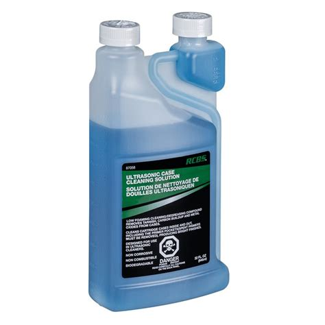 Cleaning Solution by Ultrasonic Cleaning Solution Rcbs