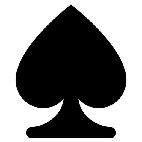 Spade Emoji | black spade suit emoji for facebook email sms id