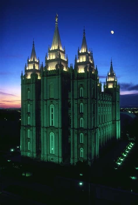 history of the mormon church