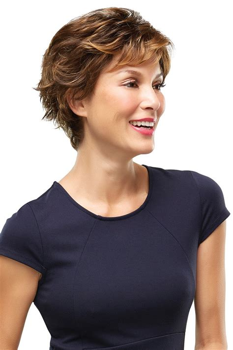 short hairstyles for women over 60 v neck wigs jon renau wigs chelsea free shipping