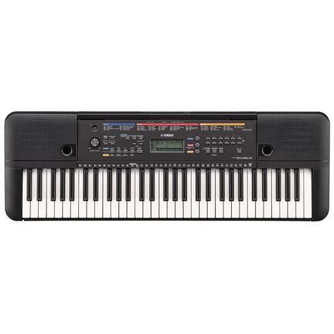 Song Style Keyboard yamaha psr e263 171 keyboard