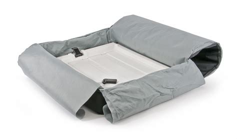 jeep dog bed rage products 595001 freedom top 174 panel storage bag for