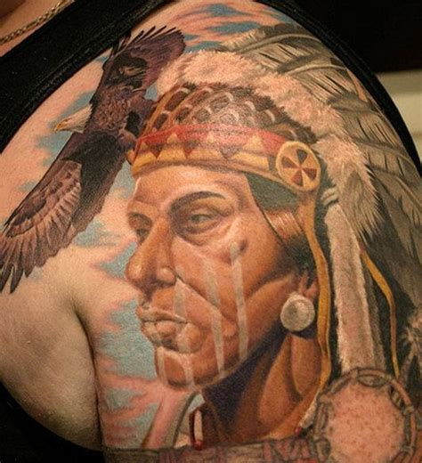 native american tribal tattoos and meanings american tattoos and their tribal meanings