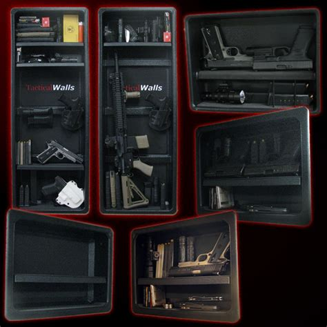 Vigilant Spectre Installs Tactical Walls Gun Storage