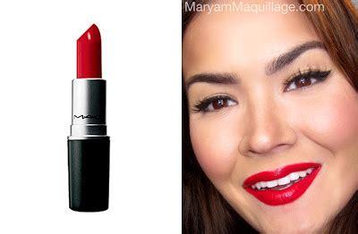 Isda Lipstik maryam maquillage my top 10 lipsticks for s day