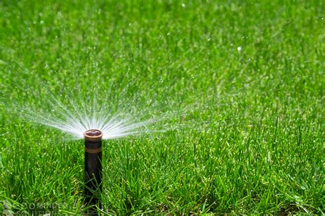 landscape sprinkler system irrigation systems water conservation assessments