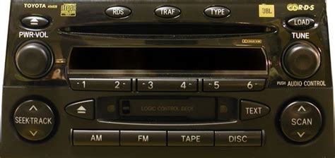 Otomobil For Toyota Vios 2004 Stop L Su Ty 11 A333 01 6b Kanan interface chargeur cd mp3 cl 233 usb aux ipod iphone carte sd autoradio toyota rav4 ebay
