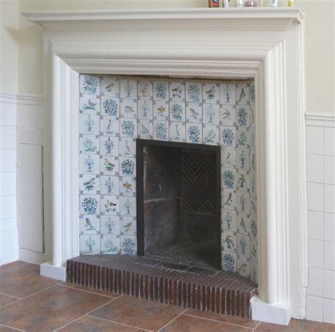 bathroom fireplace at owletts gravesend kent with