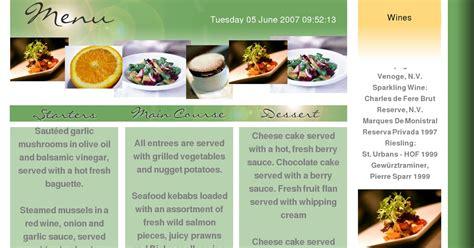membuat brosur rumah makan fatin syakinah contoh brosur rumah makan restaurant