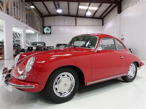 porsche 356 c for sale 1964 porsche 356c coupe by karmann for sale daniel