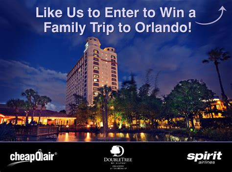 Vacation Sweepstakes - orlando family vacation sweepstakes