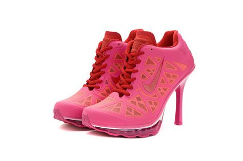 nike air max high heels womens nike air max 95 high heel sneakers pink