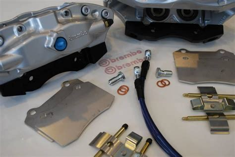 Kas Rem Brake Pad Brembo Depan Bmw E36 E46 e90 front brembo 4 piston caliper upgrade kit rallyroad