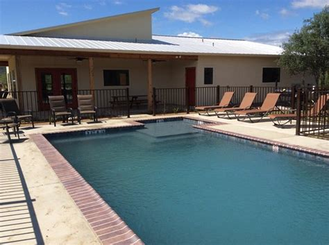 Frio River Cabins With Pool by Frio River Cabins Frio Family Getaway