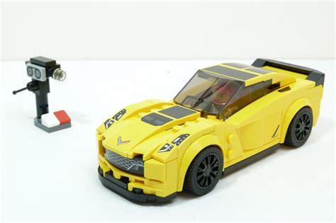 lego speed chions 75870 chevrolet corvette z06 review
