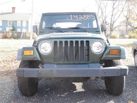 1997 Jeep Parts 1997 Jeep Wrangler Se Quality Used Oem Replacement Parts
