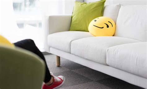 duden sofa colorful and pillows on sofa in modern startup