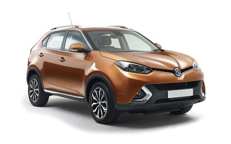 New Suvs For 2017 by New 2017 Mg Gs Suv Revealed Practical Motoring