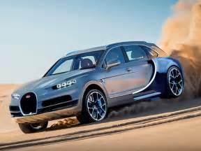 Bugatti Suv What Do You Think About A Size Suv Based On A Bugatti