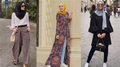 trend busana muslim   wajib kamu coba dans media