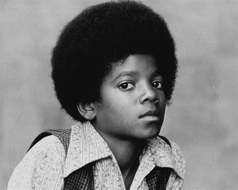 young pics michael jackson