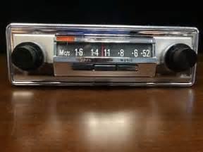 Rolls Royce Radio Smiths Radiomobile Model 72x Am Radio Jaguar Rover