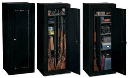 stack on 8 gun steel security cabinet 81 20 shipped