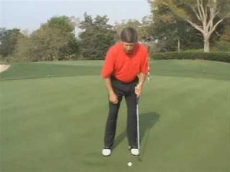 proper golf swing youtube golf instruction proper putting stance lesson and tips
