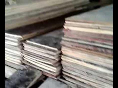 Multiplek Tebal 2 Cm jual triplek faced plywood multiplek bekas tebal 18mm