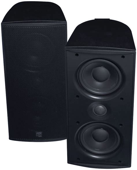 Speaker X9 Indonesia Model Mp52b Dual 5 25 Quot 8 Ohm Multipurpose Speaker Black Mtx Audio Serious About Sound 174