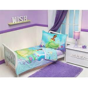 Character Corner Toddler Bed Disney Princess And The Frog 4 Toddler Set