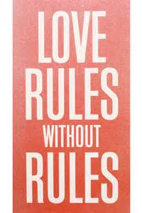 Vanity Set Bedroom Love Rules Best Wall Sticker Quotes Amp Wall Art