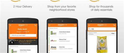 amazon household amazon now brings 2 hour delivery for household items to