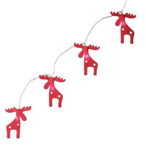 moose christmas indoor lights from marks spencer