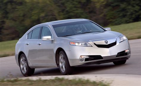 2010 acura tl sh awd review car and driver