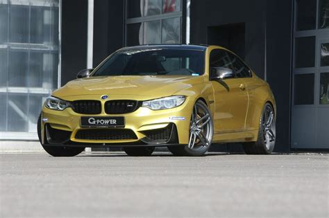 Bmw M4 Power by G Power Bmw M4 Delivers 560 Horsepower