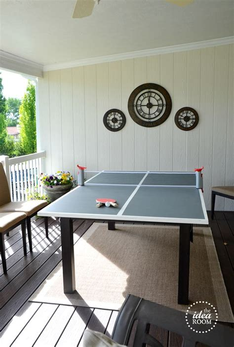 diy table tennis table best 25 ping pong table ideas on s table