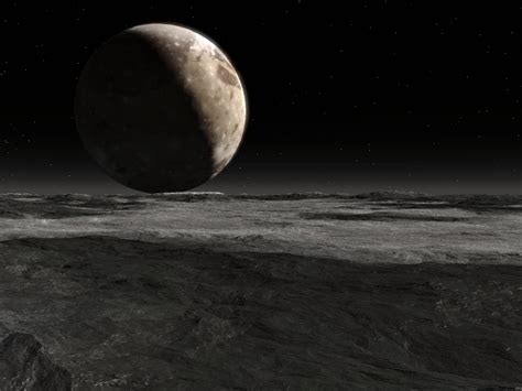 The View From Pluto by Vistapro Landscape Imagery
