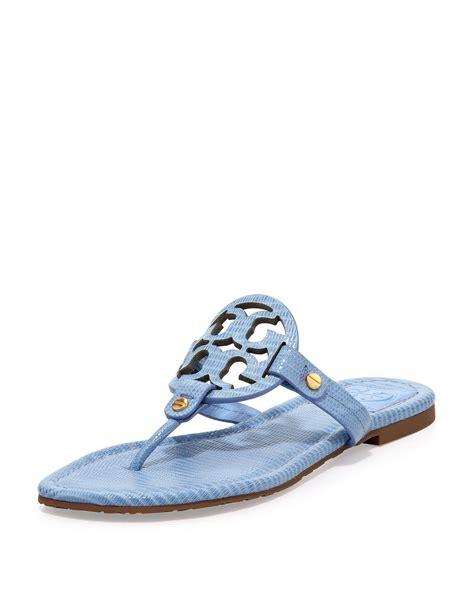 burch miller sandal burch miller lizardprint logo sandal coast in