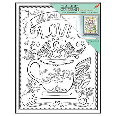coloring book for adults in dubai mcs 10x13 inch time out color in frame coloring page