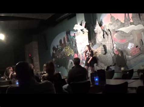 house of comedy mall of america angie larsen at rick bronson s house of comedy youtube