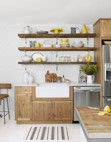 ideas for kitchen shelves kitchen wall shelf ideas