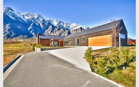 house  sale queenstown  zealand superior style  jacks point real estate pinterest