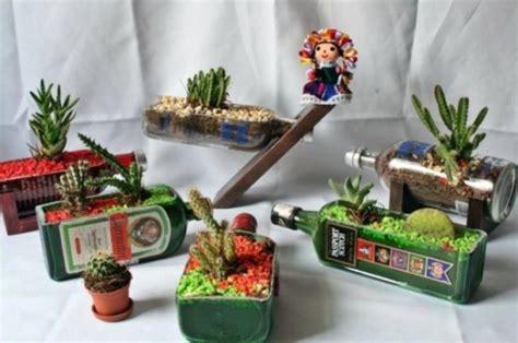 imagenes de jardines con reciclado 80 im 225 genes de hermosas macetas originales y recicladas