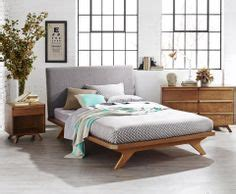 Domayne Bedroom Furniture Calibra Bed Frame And Bedroom Furniture Flair Magazine Photos Domayne