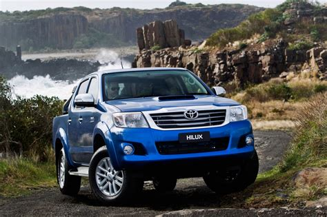 Toyota Hilux 2012 2012 Toyota Hilux Pricing Specifications Gallery Caradvice